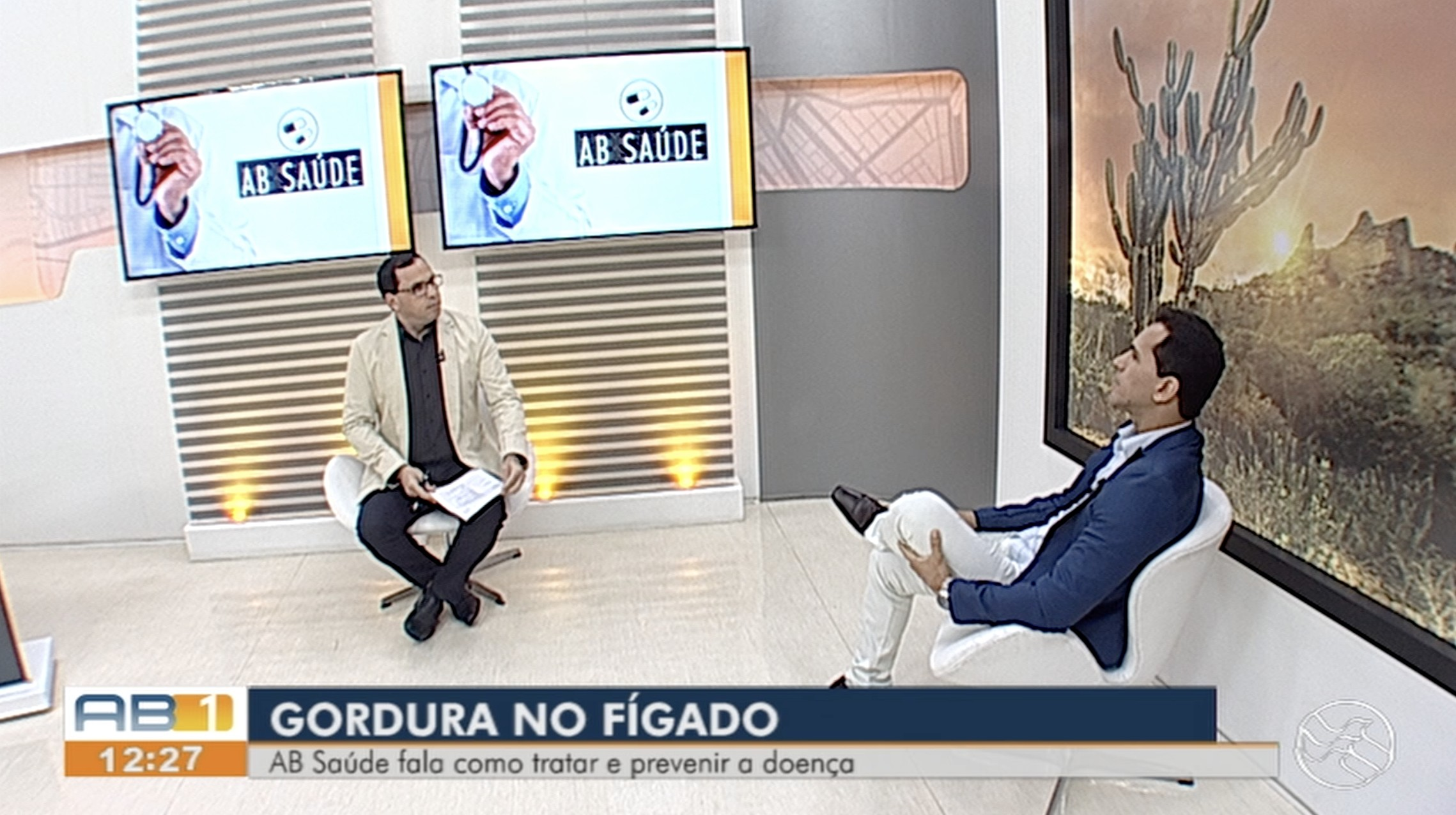 Endocrinologista fala sobre gordura no fígado no 'AB Saúde' - Notícias - Plantão Diário