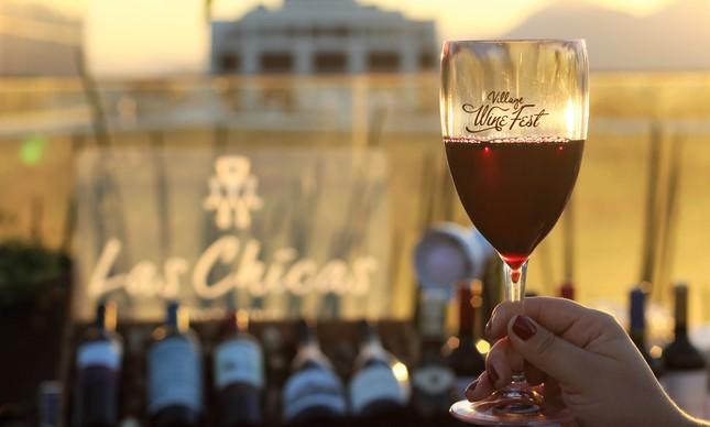 Vinhos tintos serão estrelas do festival, ao lado de incríveis espumantes, brancos e rosés