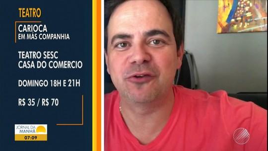 Agenda Cultural: Salvador tem shows de Pablo, Odair José e Milton Nascimento; Feira da Sé no centro também é opção no fim de semana