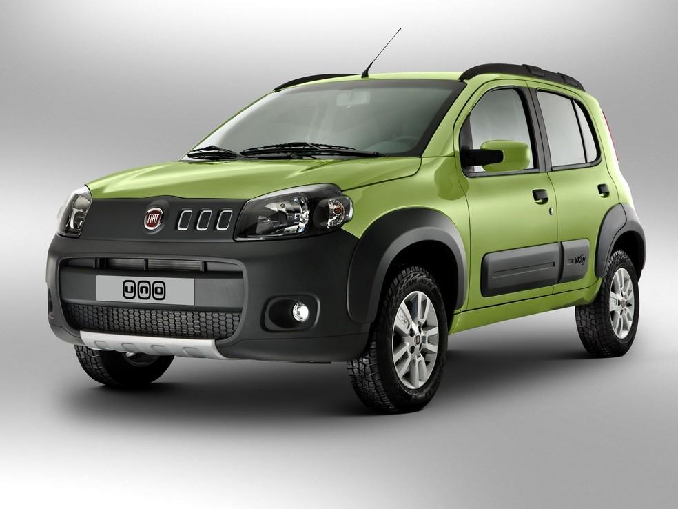 Fiat Uno teve duas gerações. mas indicaríamos a segunda — Foto: Divulgação
