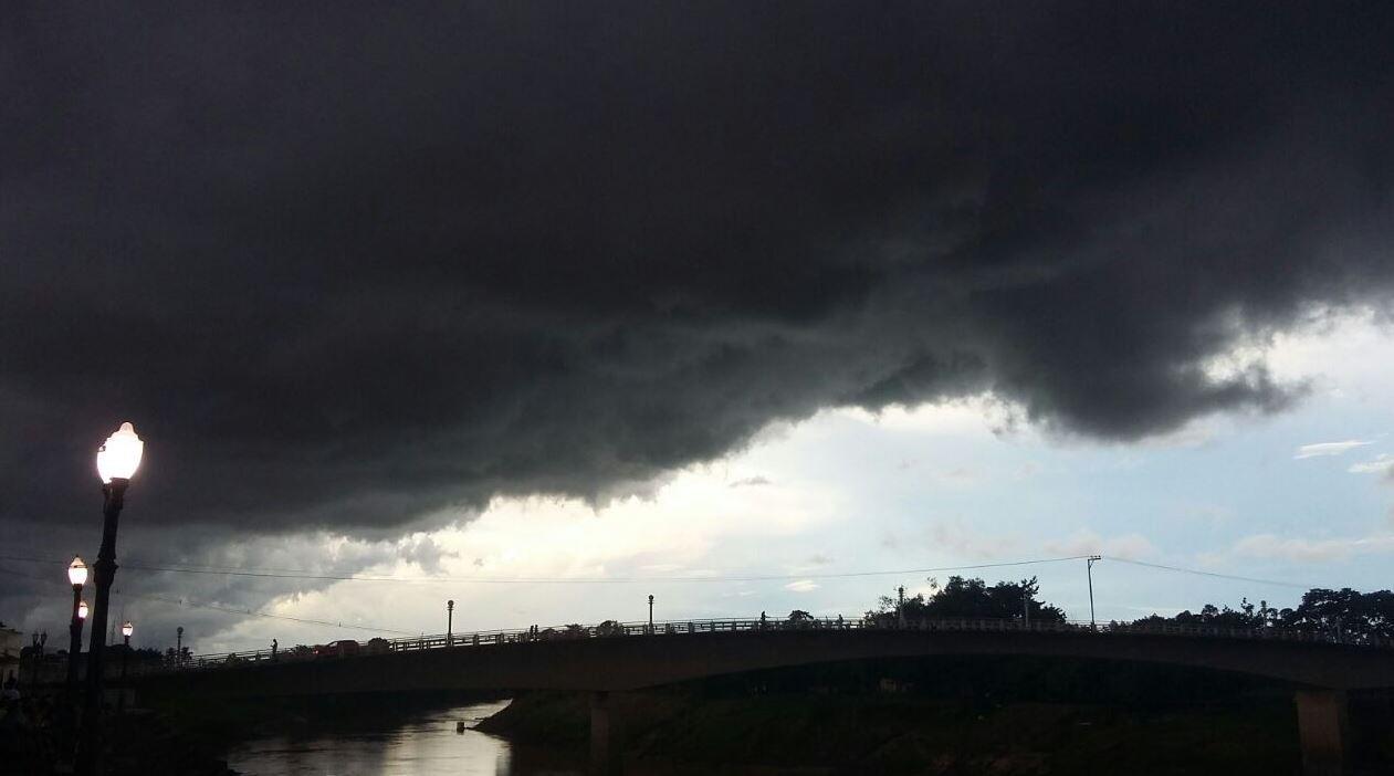 Chove mais de 50 milímetros em Rio Branco nas últimas 24h, diz Defesa Civil