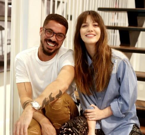 Nathalia Dill e Fil Freitas (Foto: Divulgação)