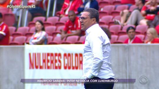Inter faz proposta para o técnico Vanderlei Luxemburgo, do Vasco, e espera resposta até terça