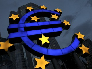 Zona do euro BCE Banco Central Europeu (Foto: getty)