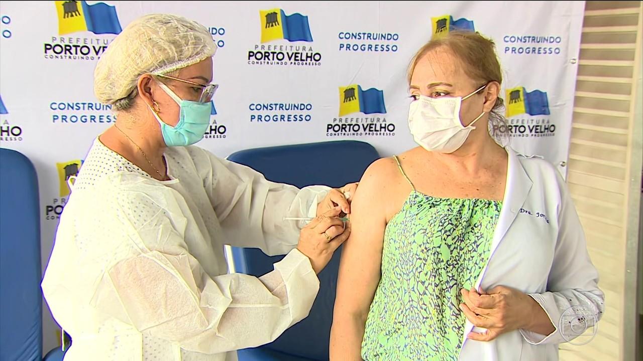 Ministério da Saúde alerta que ninguém precisa se cadastrar para ser vacinado
