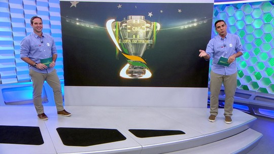 Segue o jogo: Caio Ribeiro e Gustavo Villani comentam a rodada de quarta-feira