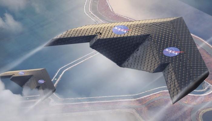 Asa é produto de uma parceria entre NASA e MIT (Foto: Divulgação/MIT)