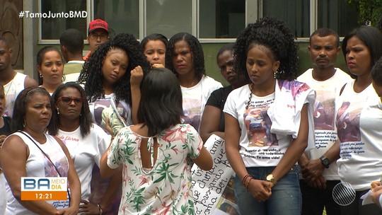 Famílias aguardam liberação de corpos carbonizados em acidente há mais de um mês na Bahia: 'Como a gente vai ter paz?'
