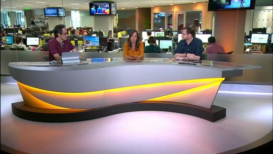 """Comentaristas destacam evolução do Flamengo no Brasileiro: """"Qualidade impressionante"""""""