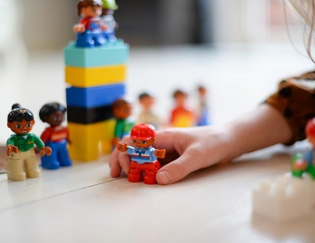 98% das crianças citam brincadeiras analógicas entre as preferidas (Foto: Pexels)
