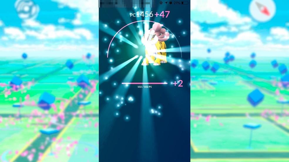 Punctele de lovit și lupta Pokémon vor crește - Foto: Play / Felipe Vinha