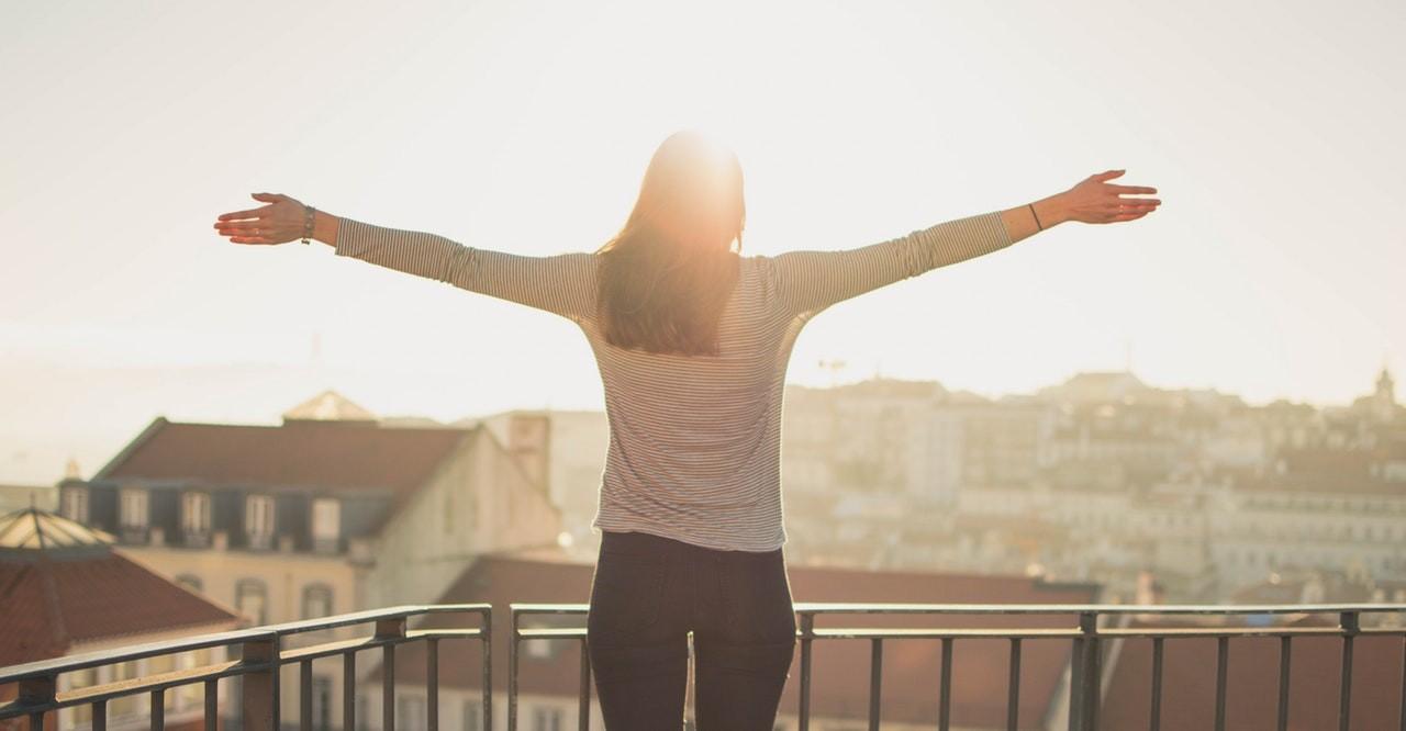 Felicidade, liberdade (Foto: Pexels)