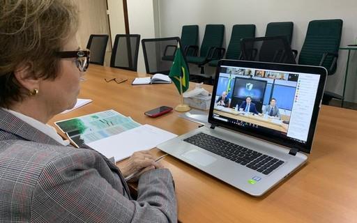 Ministra da Agricultura defende campanha para prevenir queimadas na Amazônia