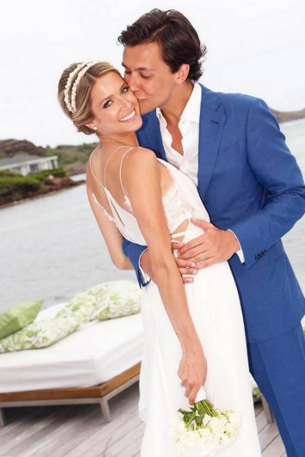 Casamento de Helena Bordon e Humberto Meireles  (Foto: Instagram/Reprodução)