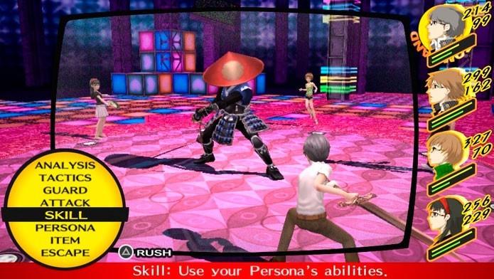 Persona 4 Golden: confira dicas e saiba como jogar o RPG