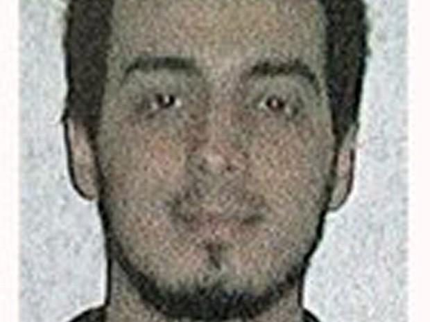Najim Laachraoui é procurado pela polícia por suspeita de ter participado do ataque ao aeroporto de Bruxelas, na terça-feira (22) (Foto: Belgian Federal Police/Handout via Reuters )