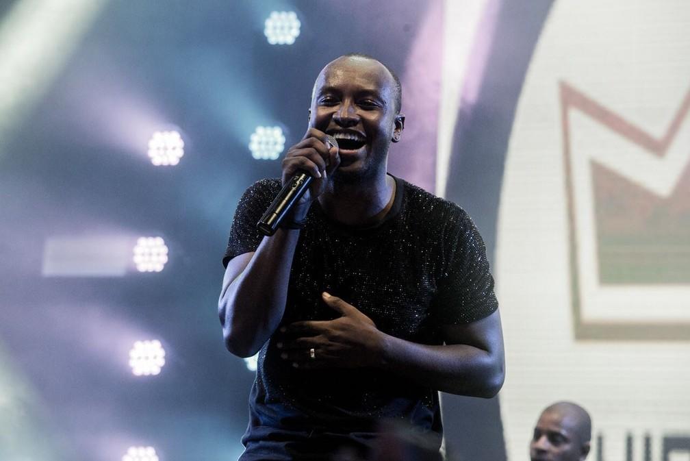 O cantor Thiaguinho (Foto: Divulgação)