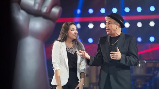 Anna Akisue garante vaga no 'The Voice Brasil' com música de Lulu Santos