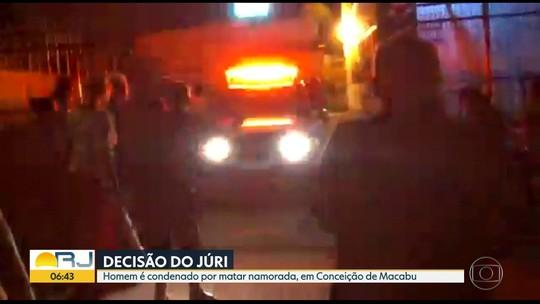 Homem é condenado a 26 anos de prisão pelo assassinato de jovem no RJ