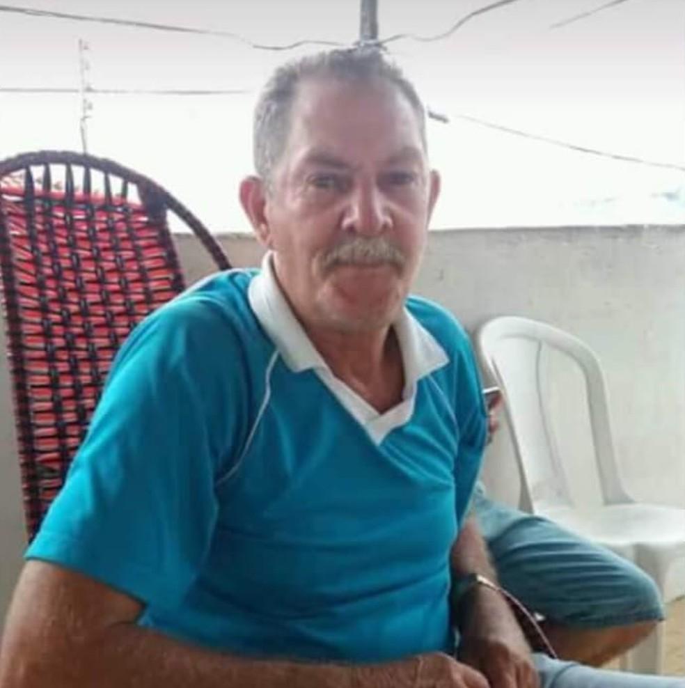 -  Francisco Gomes Sampaio foi morto com um tiro de espingarda em Alenquer  Foto: Polícia Civil de Alenquer/Divulgação