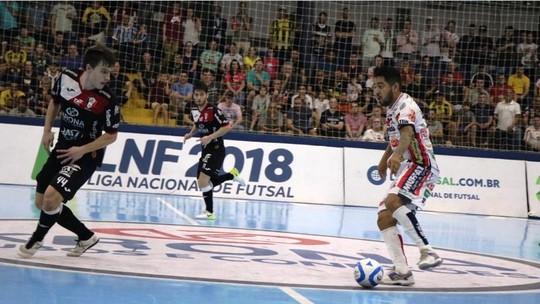 Foto: (Divulgação/Liga Nacional de Futsal)