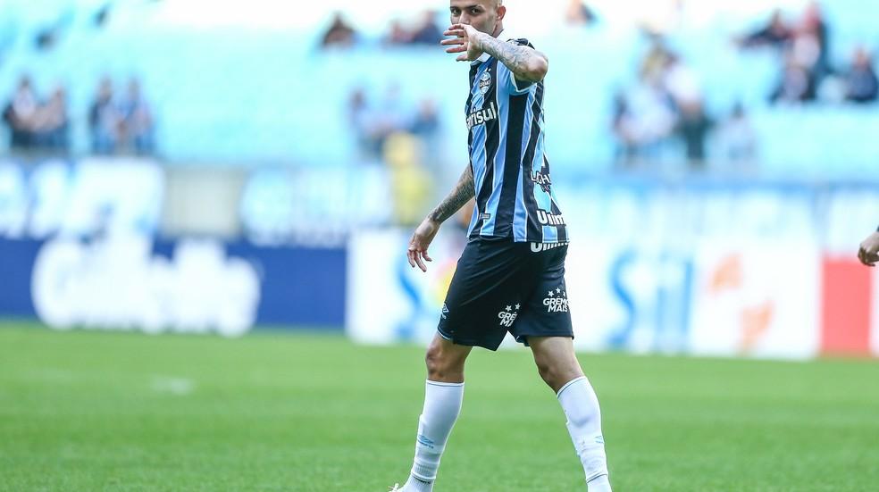Torcedor do Grêmio, você aprova a venda de Luan para o Corinthians?