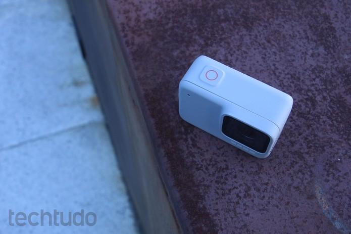 GoPro Hero7 White (Foto: Yuri Hildebrand/TechTudo)