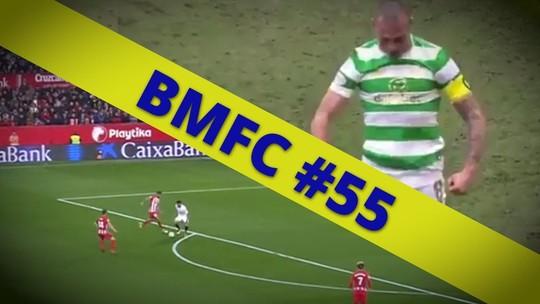 """BMFC #55: """"Anti-Pepe"""" na Escócia e entregada tripla de argentinos"""