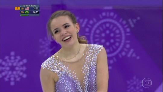 Mirando Pequim 2022 e respeitada, Isadora Williams patina no Mundial de Milão