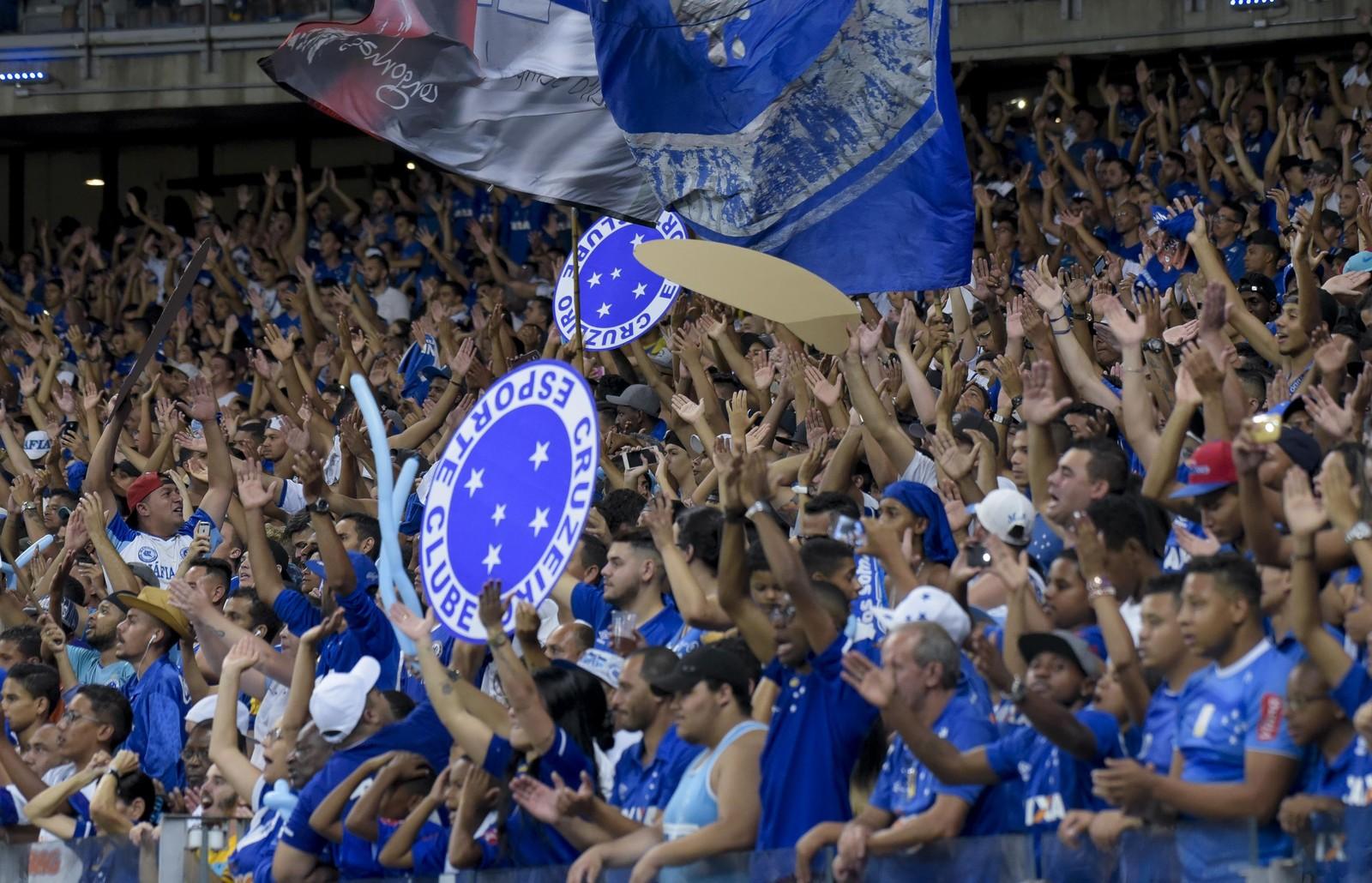 Uma semana após lançar desafio, Cruzeiro lidera adesões de novos sócios no ano
