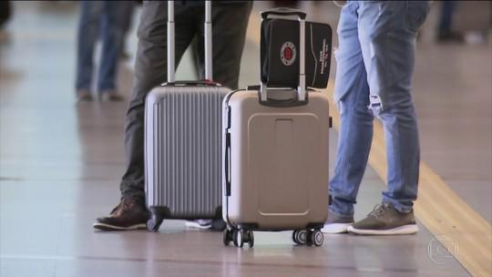 Despacho de bagagem: Cade pede ao governo para vetar decisão que proibiu cobrança