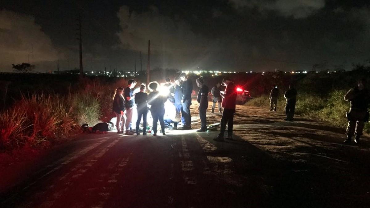 Policial militar reformado é morto a tiros em estrada em Santa Rita, PB
