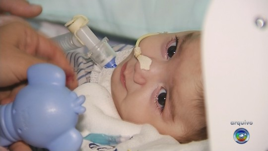 Caso Enzo: bebê diagnosticado com AME tem melhora após conseguir medicamento na Justiça