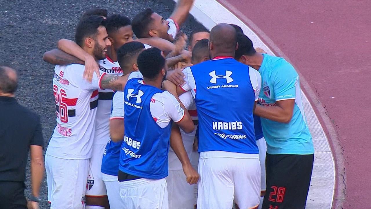 São Paulo 1 x 1 Corinthians - Brasileirão 2015