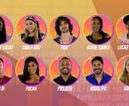 Participantes do grupo camarote, do 'BBB' 21 | Globo
