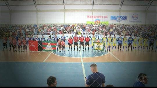 """Técnico do Brejo do Cruz festeja título regional, mas já mira a Copa do Brasil de Futsal: """"Quem sabe?"""""""