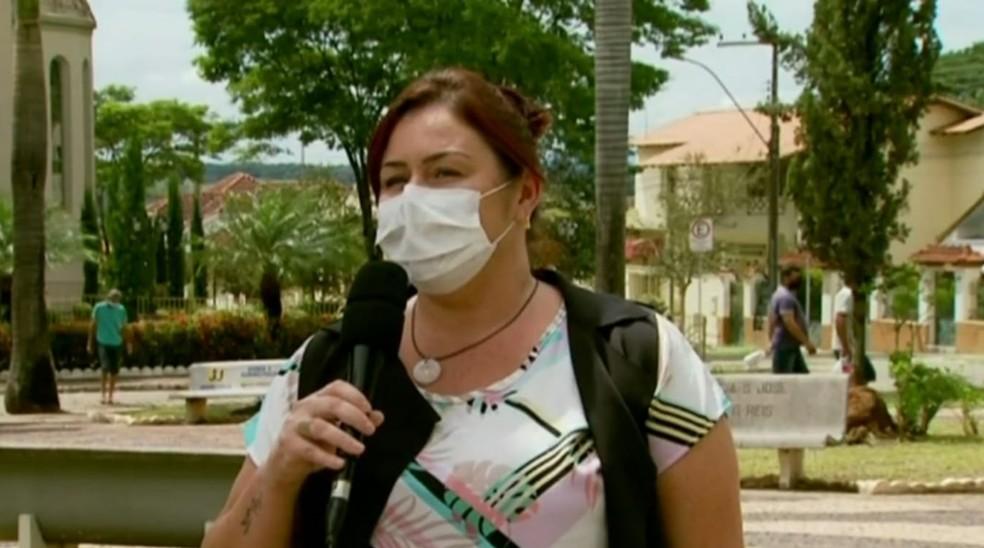 Prefeitura de Cássia decreta quarentena por causa da pandemia de Covid-19 — Foto: Reprodução/EPTV