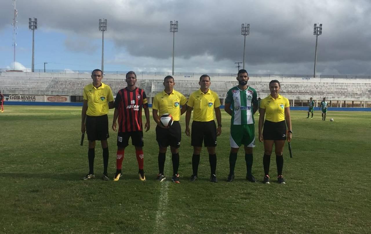Palmeira-RN x Atlético Potiguar