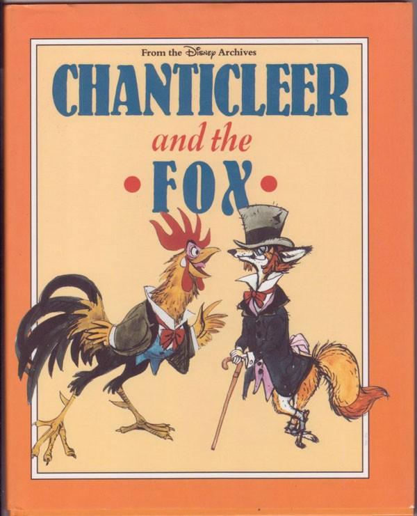Livro baseado no universo de Chanticleer (Foto: Reprodução)