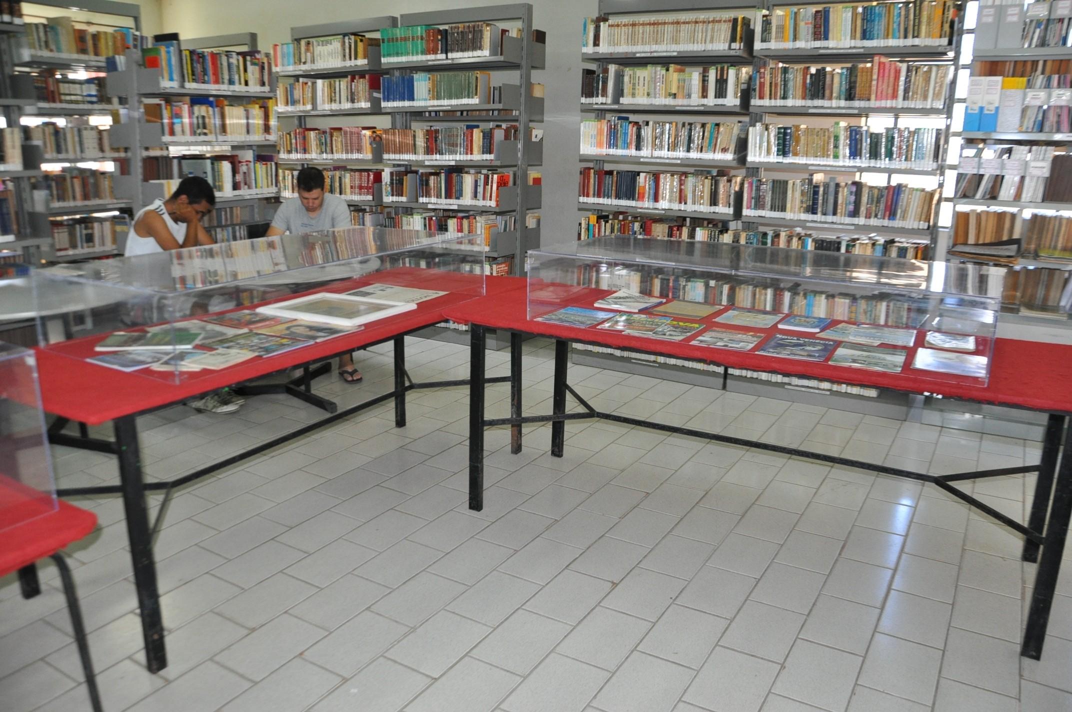 Prefeitura de Nova Venécia abre vaga para bibliotecário no ES
