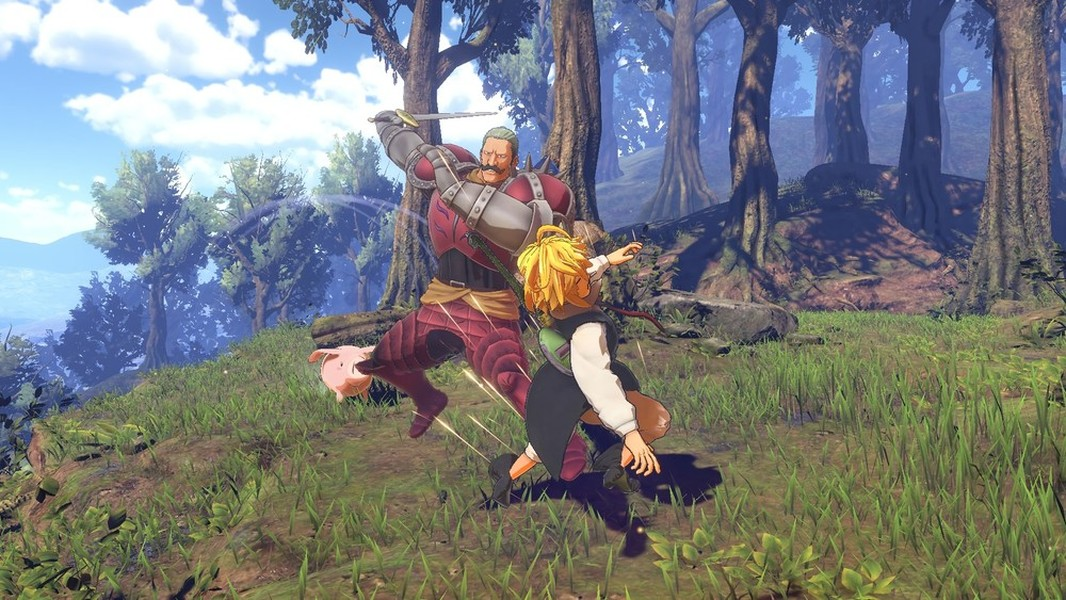 The Seven Deadly Sins: Knights of Britannia | Jogos