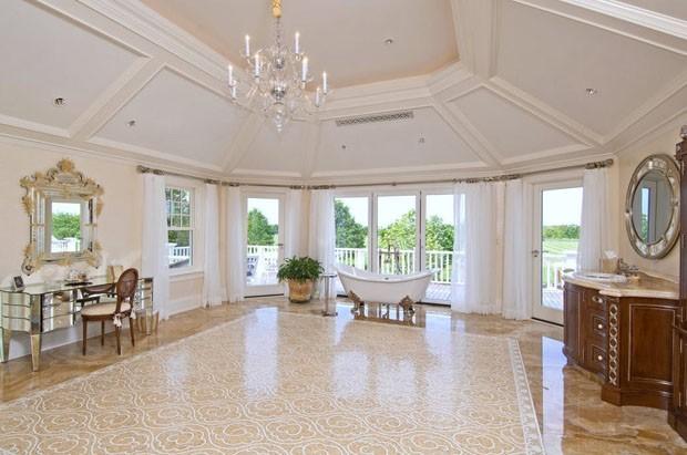 Casa onde morou Beyoncé é colocada à venda por R$ 165 milhões (Foto: Reprodução)