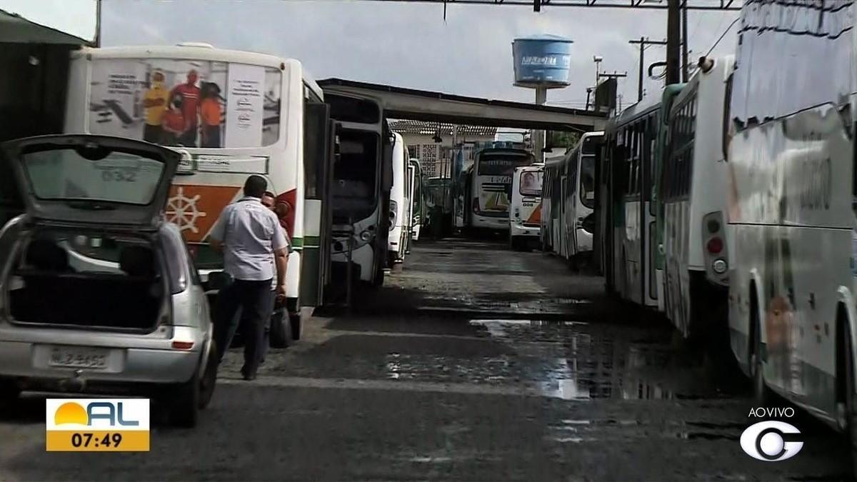 Greve de rodoviários da Veleiro chega ao 5º dia em Maceió