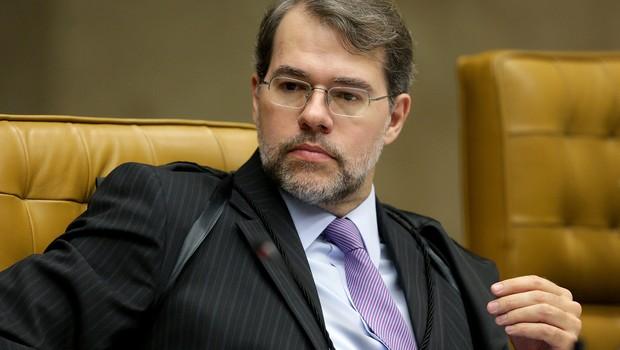 O ministro do STF Dias Toffoli (Foto: Fellipe Sampaio/SCO/STF)