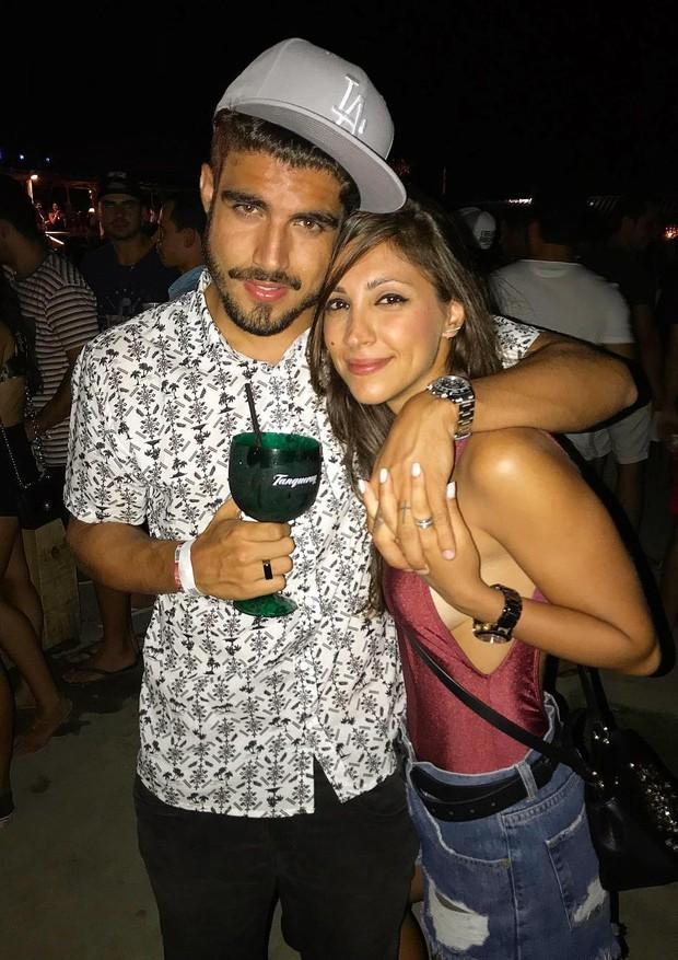 Caio e Mariana (Foto: Reprodução/Instagram)