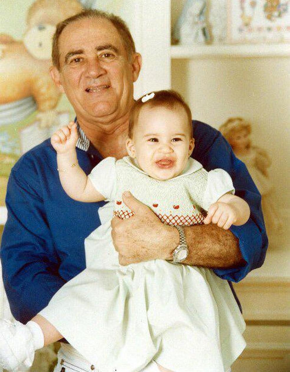 Reveja mensagem emocionante de Renato Aragão há 20 anos no nascimento da  filha Lívian   Vídeo Show