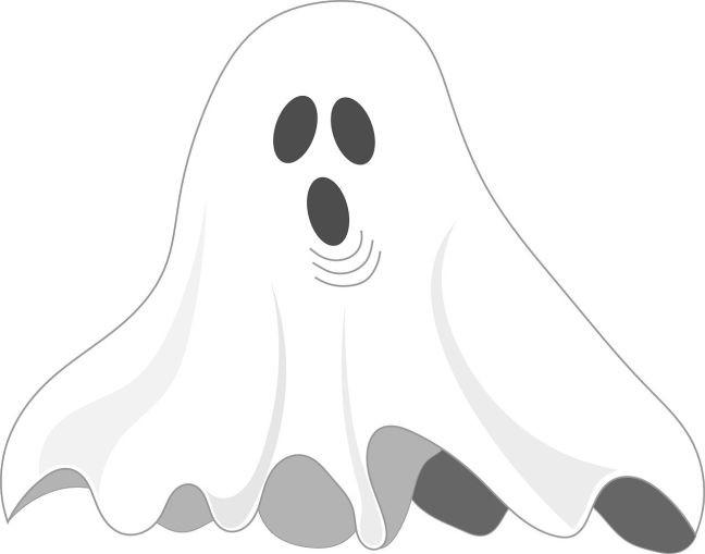 Fantasma (Foto: Pixabay)
