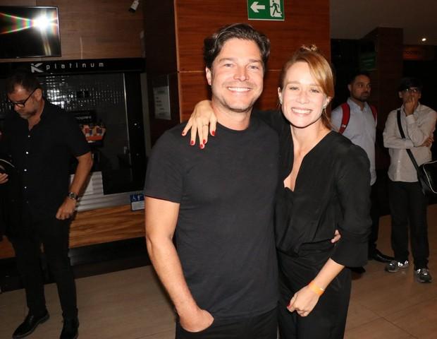 Erik Marmo e Mariana Ximenes (Foto:  Marianna Muller/Divulgação)