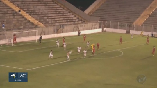 Monte Azul pulveriza vantagem do Capivariano e vai às semifinais da Série A3 com gol aos 45