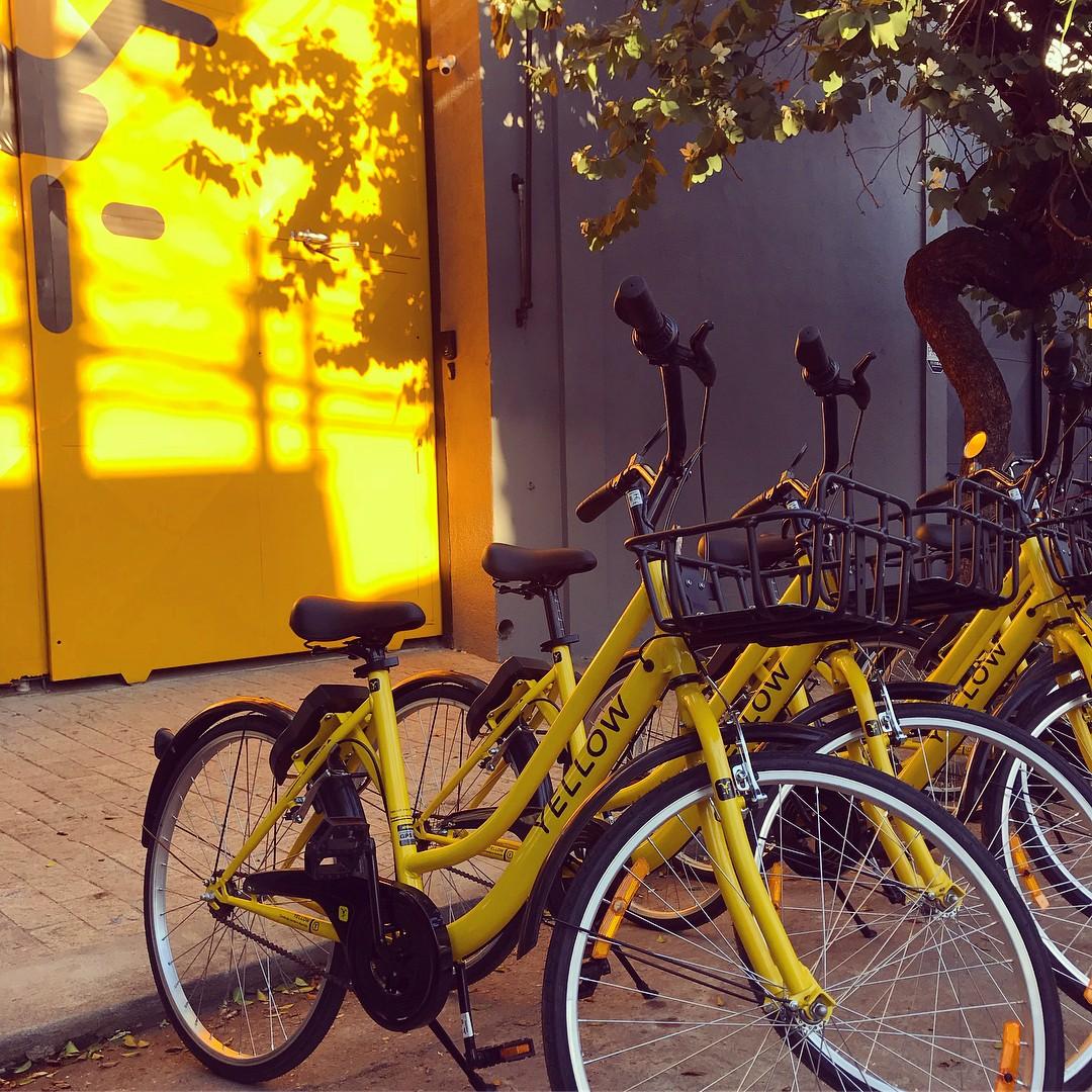 bike yellow (Foto: Divulgação)